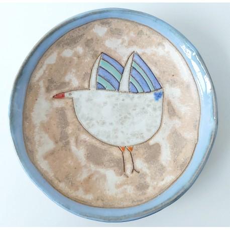 Talerzyk ceramiczny